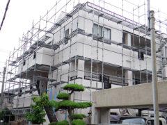 防水工事 尼崎市のM様邸